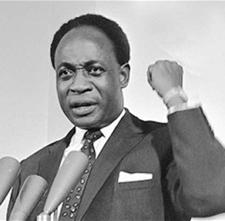 Nkrumah believes that a strong public opinion against corruption is needed